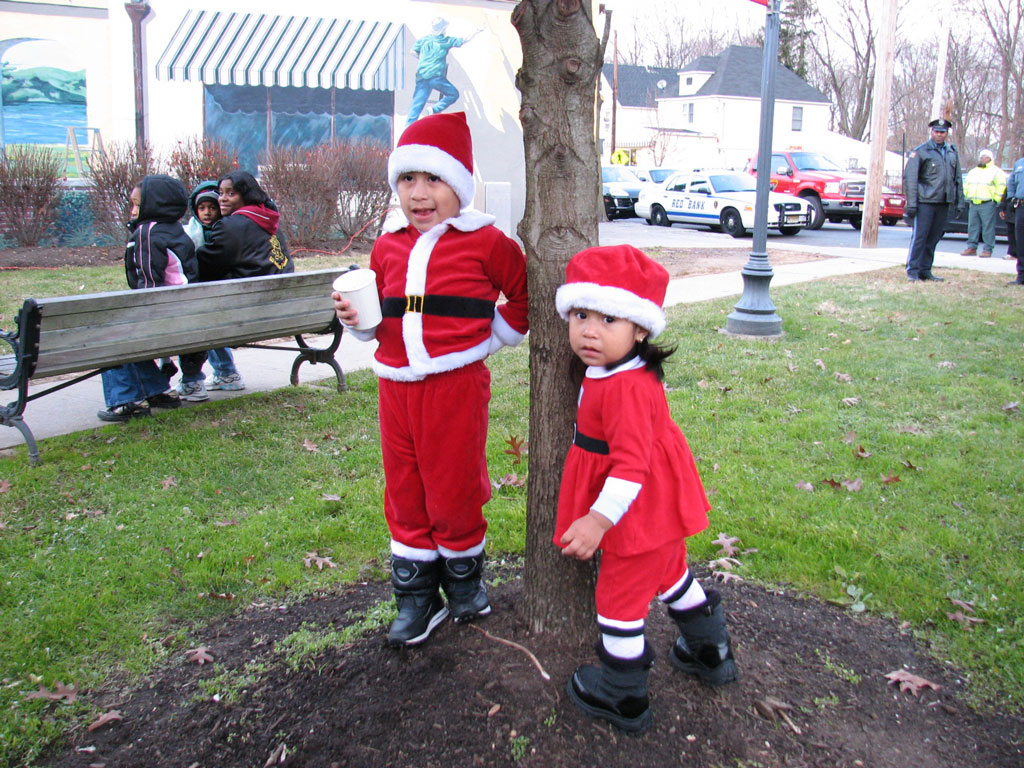 Christmas Tree Lighting In Red Bank Nj : This weekend westside tree lighting red bank green
