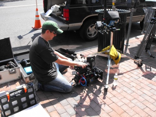 film-making