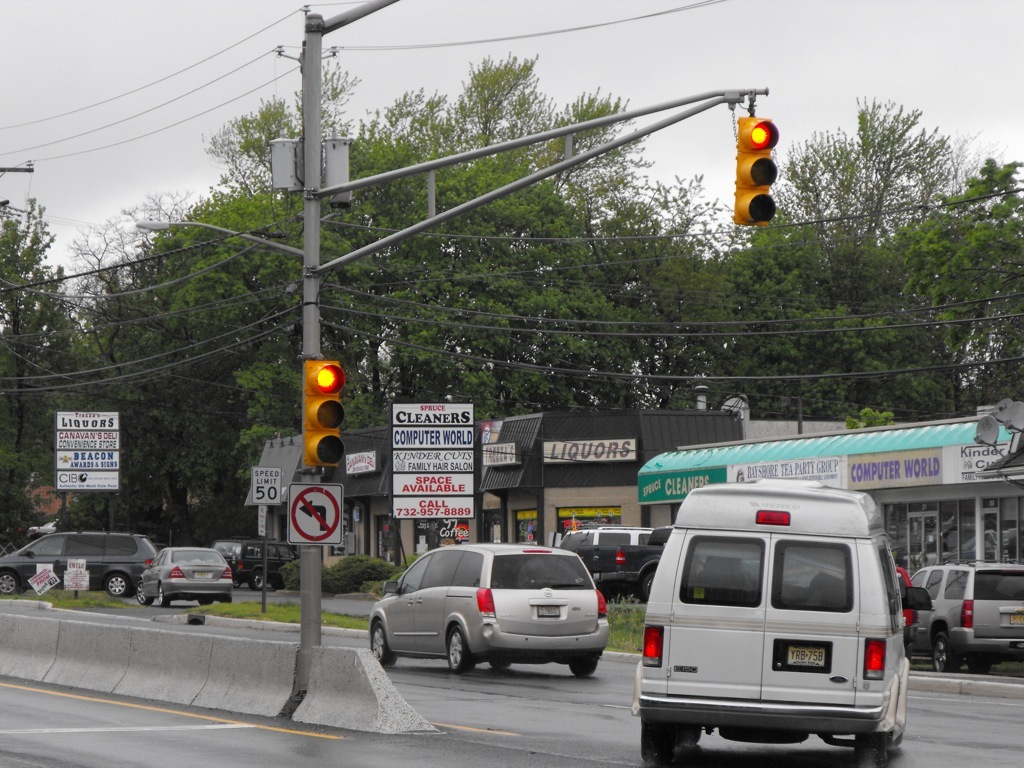 Middletown Mulling Traffic Cams Red Bank Green