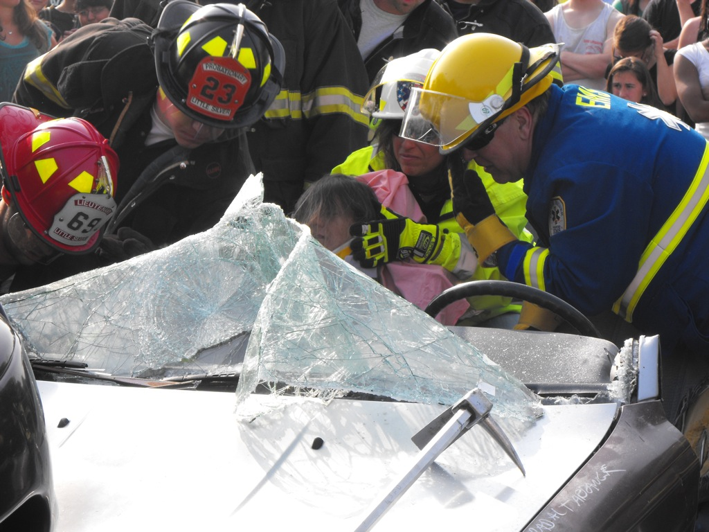 Crash Sends Message In Gory Detail Red Bank Green