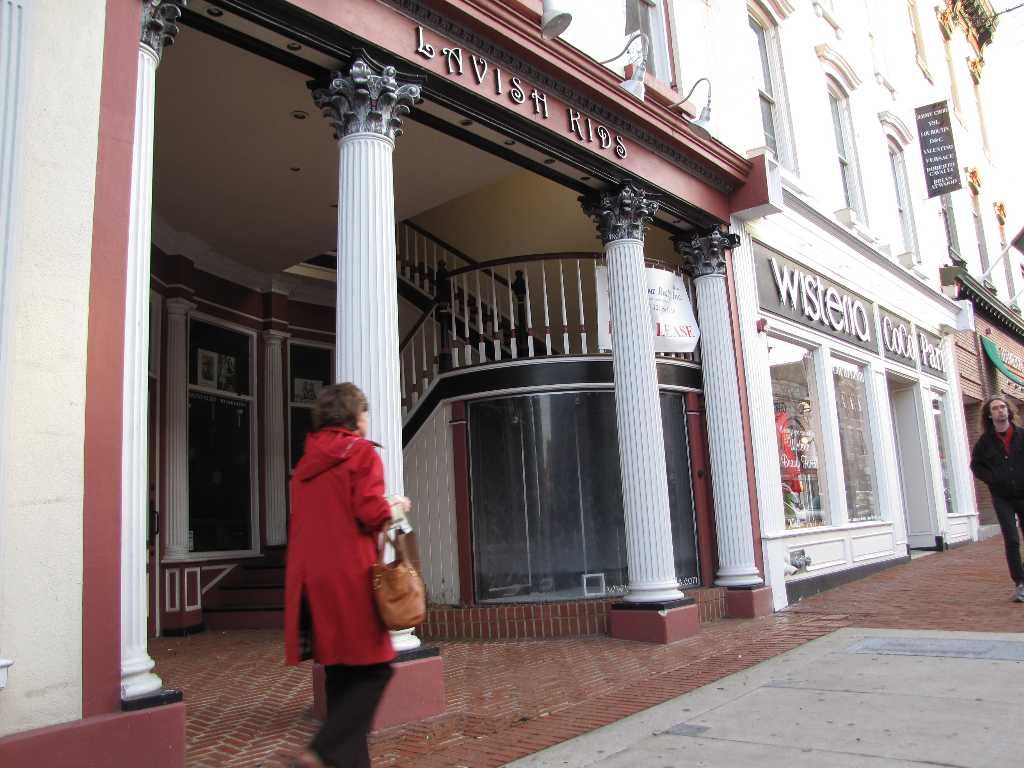 eyesore has makeover appointment red bank green the street level store below salon concrete recently departed 15 broad street but the space is close to getting a new tenant officials say