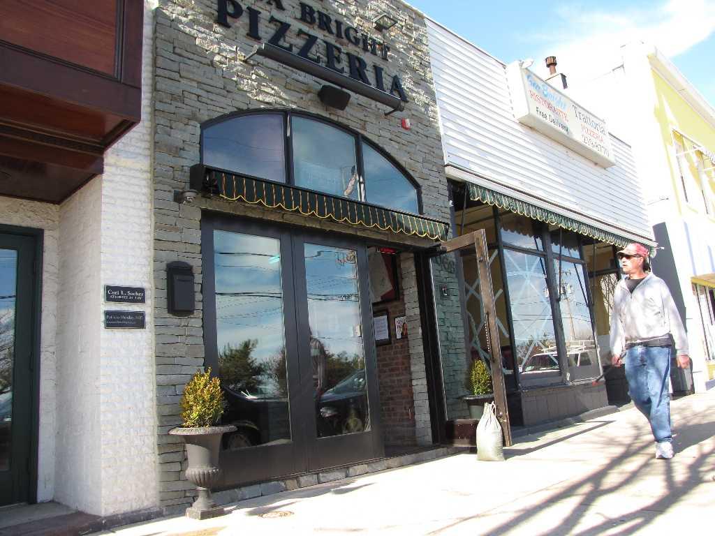 Sea Bright Pizzeria Restaurant Sea Bright Nj