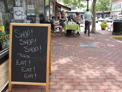sidewalk sale 3 072712