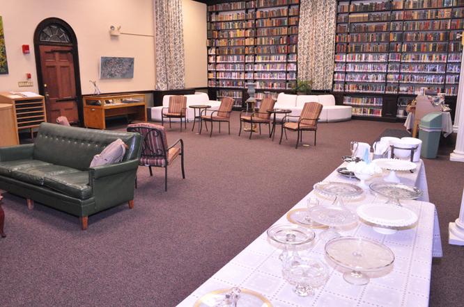 elting reading meeting room