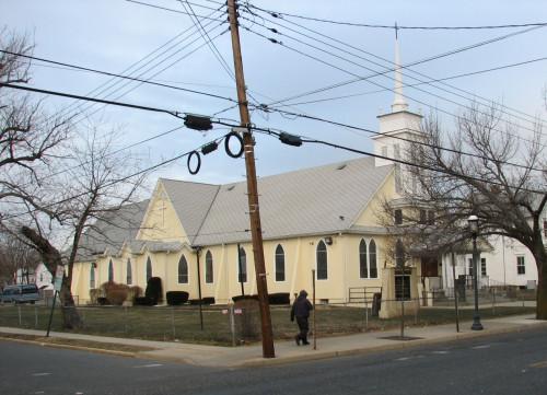 PILGRIM baptist