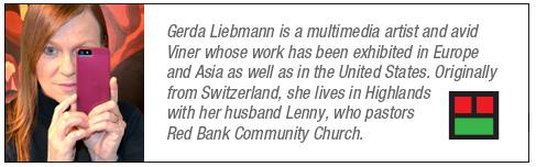 Gerda Liebmann bio