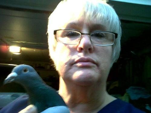 gretchen rell selfie