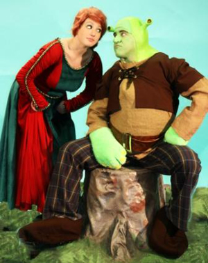 Fiona-Shrek
