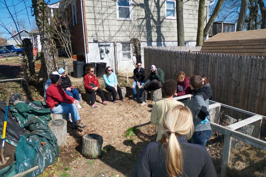 community garden 2014 9