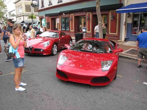 fux car show 091011