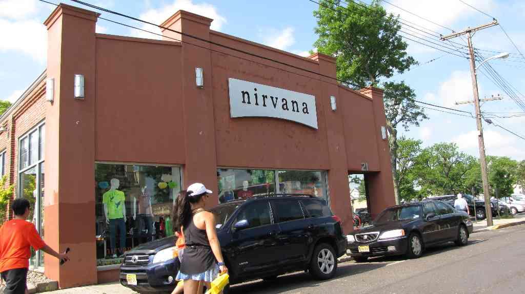 Nirvana clothing store