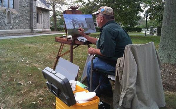St George artist