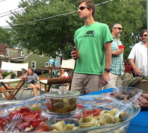 john street block party 2014