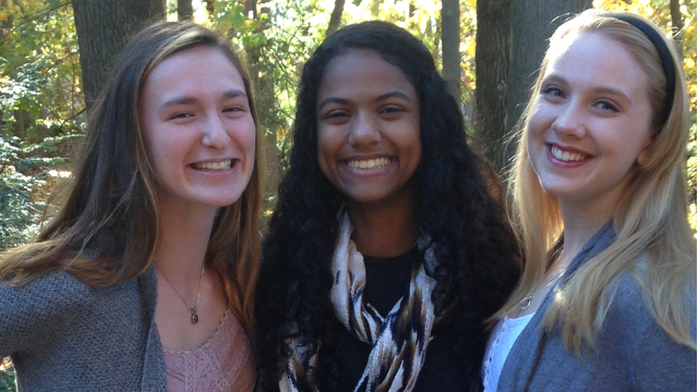 RFH girls scouts