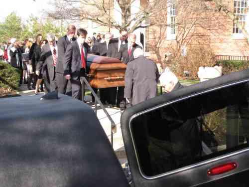 koch funeral 120414