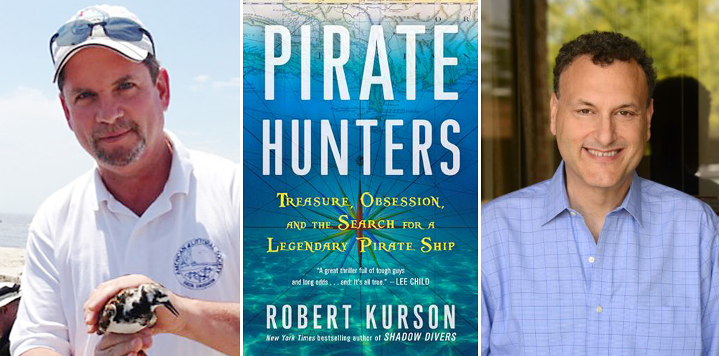 Robt Kurson Pirate Hunters
