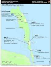 Sh truck map