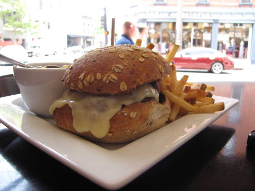 downtown turkey burger 061915