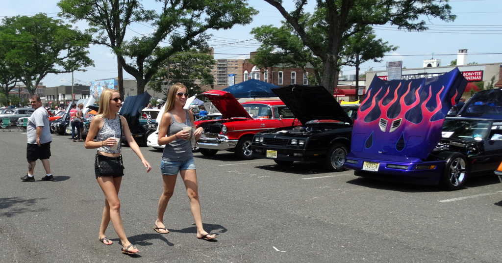 Red Bank Car Show Draws A Crowd Red Bank Green