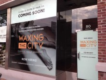 waxing the city 072115