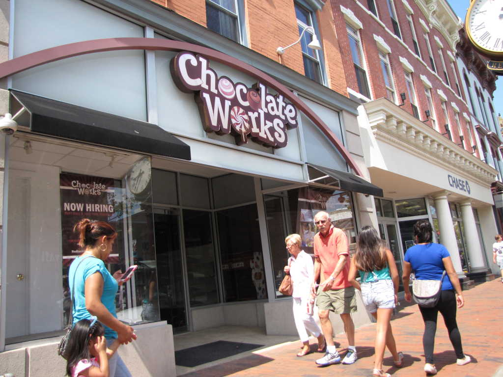 CHURN: SIGNS OF THE PAST... AND FUTURE - Red Bank Green