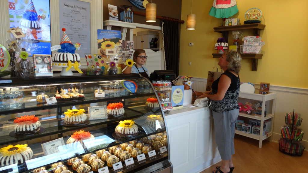 Shrewsbury Bundt Cake Shop Fills A Hole Red Bank Green