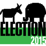Election 2015 graphic