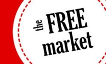 free market logo