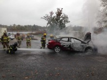 mtown care fire 111115