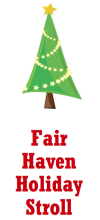 FH Holiday Stroll logo