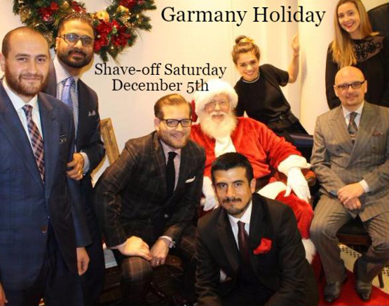Garmany shave-off