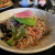 WHAT'S FOR LUNCH? SOBA SALAD IN THE GROVE