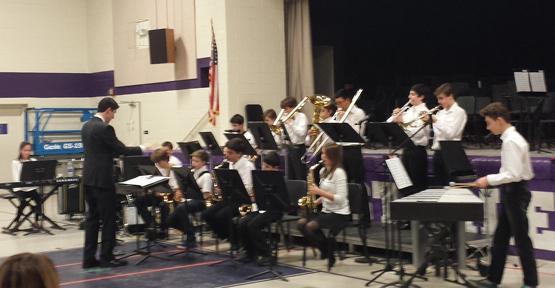 Forrestdale band concert