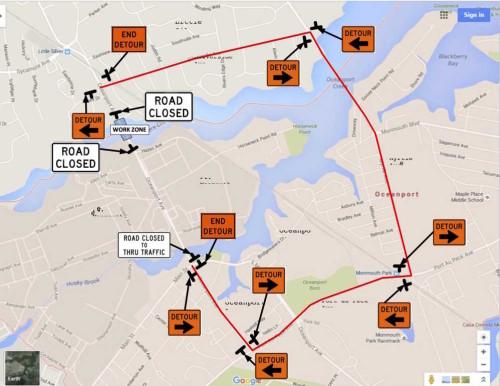 LS detour plan 010916