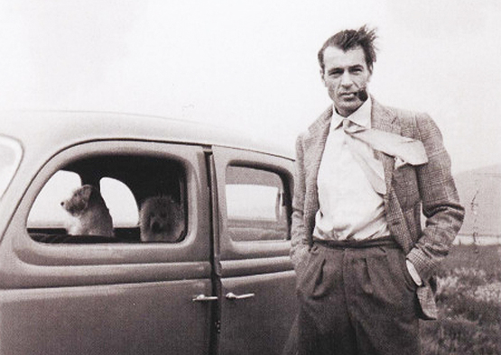 Gary Cooper car