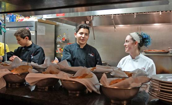 RBR culinarystudents