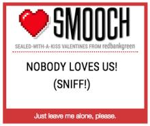 Smooch sniff 021316