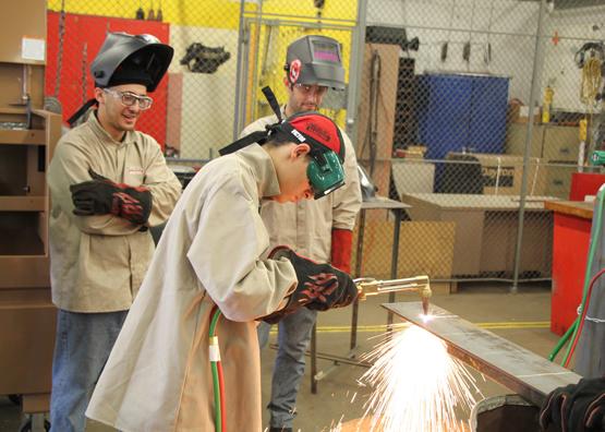 BCC welding