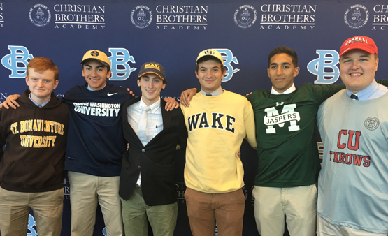 CBA Colts signing day