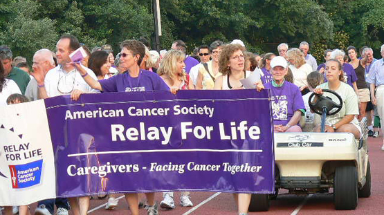 Two Rivers Relay for Life
