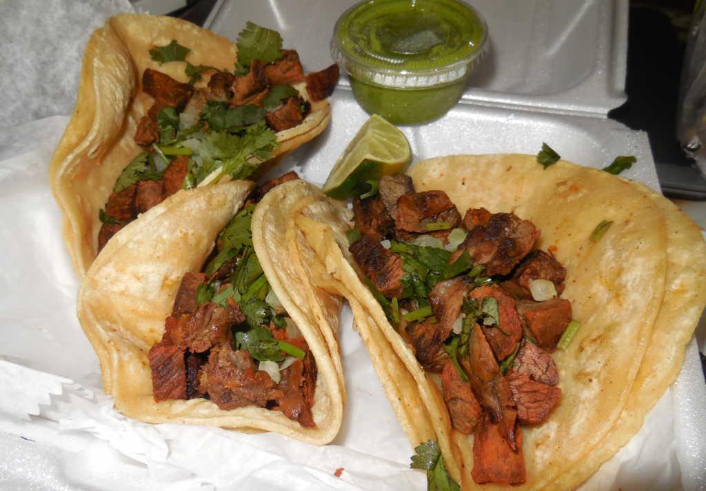 International Mexican Food Red Bank Menu