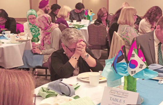 Interfaith Prayer Breakfast