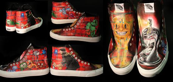MHSS Vans Art