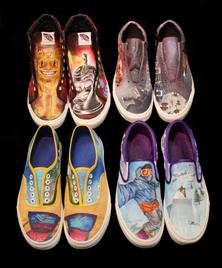 MHSS Vans shoes