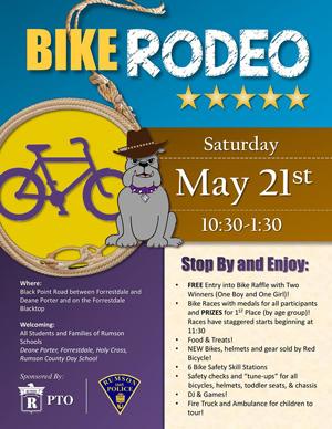 Rumson Bike Rodeo