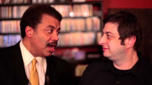 degrasse tyson mirman