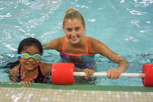 CYMC swim Casey Mansfield