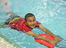 CYMCA swim