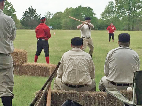 Monmouth Furnace Base Ball