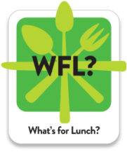 WFL what's for lunch?